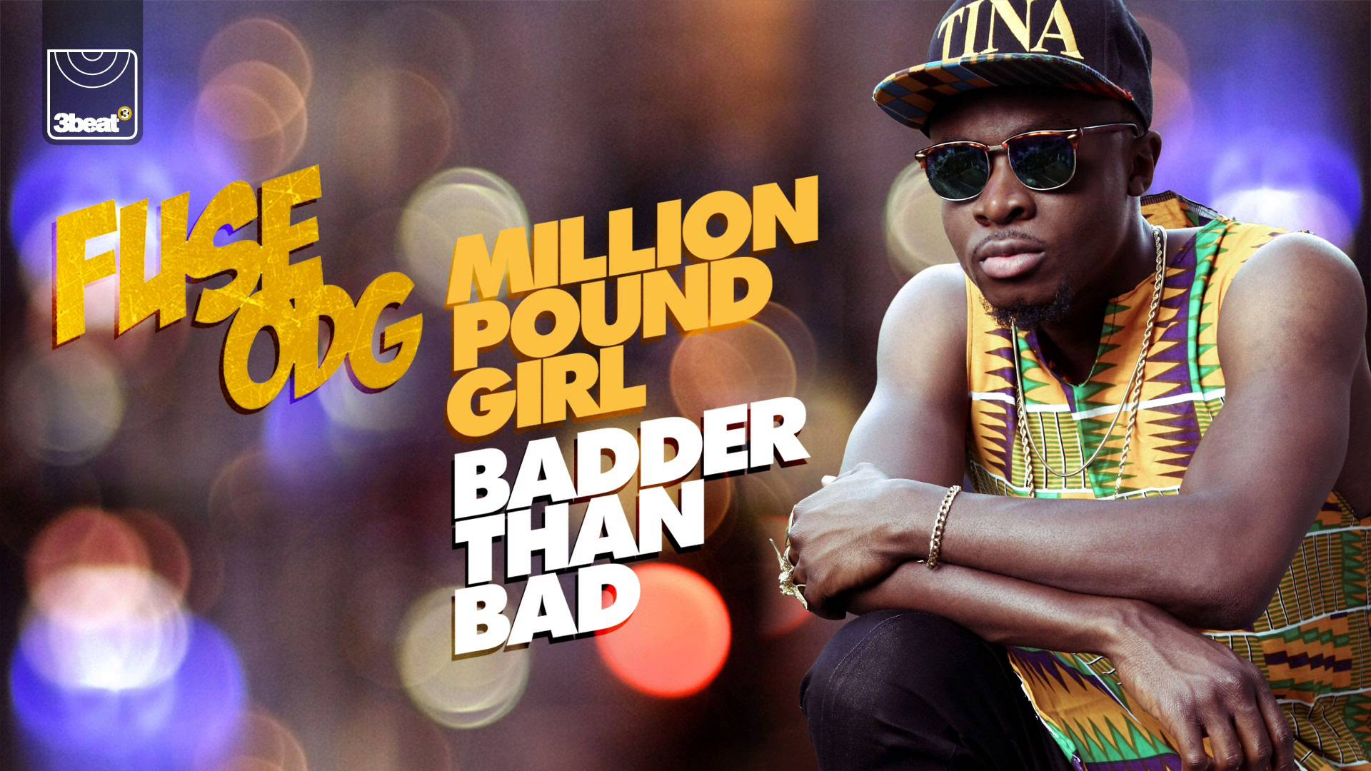 Fuse ODG - Million Pound Girl (Badder Than Bad) Official Music Video
